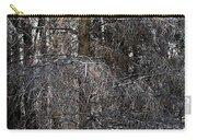 Silver Cedar Carry-all Pouch