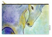Silver Carry-all Pouch
