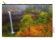 Silver Falls Pano Carry-all Pouch