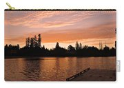 Silver Lake Sunset Carry-all Pouch