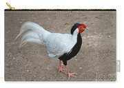 Silver Pheasant Male Carry-all Pouch