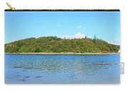 Silver Sands Of Morar Panorama Carry-all Pouch
