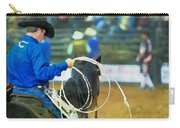 Silver Spurs Rodeo Outrider Carry-all Pouch