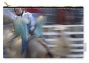 Silver State Stampede 2014 Happy Bronc Rider Carry-all Pouch