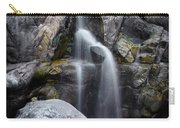 Silver Waterfall Carry-all Pouch