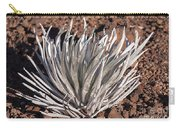 Silversword Leaves Carry-all Pouch