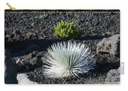 Silversword Plant Carry-all Pouch