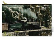 Silverton Steam Locomotive  Carry-all Pouch