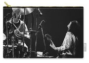 Simon And Mick Of Bad Company In 1977 Carry-all Pouch