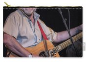 Simon Nicol Of Britian's Fairport Convention Carry-all Pouch