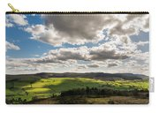 Simonside Hills From Rothbury Terraces Carry-all Pouch