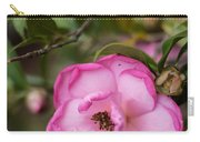 Simple Flower Carry-all Pouch