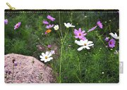 Simple Flowers 11460 Carry-all Pouch