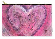 Simple Love Simple Heart Carry-all Pouch