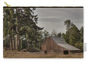 Simpler Times 2 Carry-all Pouch by Randy Hall