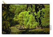 Simpler Times - Central Park - Nyc Carry-all Pouch