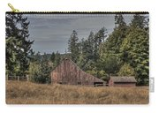 Simpler Times Carry-all Pouch by Randy Hall