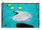Simply Turquoise Carry-all Pouch