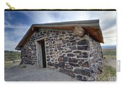 Simpson Springs Pony Express Station - Utah Carry-all Pouch