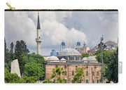 Sinan Pasha Mosque In Istanbul Carry-all Pouch