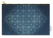 Sine Cosine And Tangent Waves Carry-all Pouch