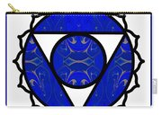 Sing A Song Of Eternity Abstract Chakra Art By Omaste Witkowski Carry-all Pouch