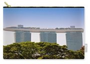 Singapore Marina Bay Sands And Skypark Carry-all Pouch