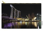Helix Bridge To Marina Bay Sands Carry-all Pouch