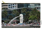 Singapore Merlion Park Carry-all Pouch