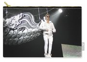 Singer Justin Bieber Carry-all Pouch