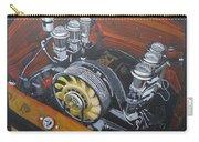 Singer Porsche Engine Carry-all Pouch