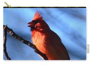 Singing Cardinal Carry-all Pouch