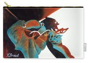 Singing Frog Duet 2 Carry-all Pouch