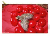Singing Over Red Eggs Carry-all Pouch