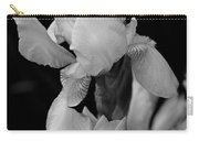 Singing Praise In Black And White Carry-all Pouch