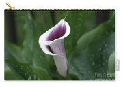 Single Calla Carry-all Pouch