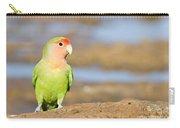 Single Love Bird Seeks Same Carry-all Pouch
