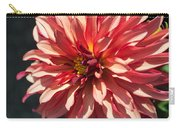 Single Red Bloom Carry-all Pouch