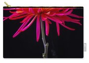 Single Spider Mum Carry-all Pouch