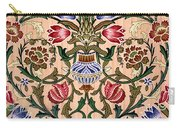Single Stem Wallpaper Design, 1905 Carry-all Pouch