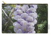 Single Wisteria  Carry-all Pouch