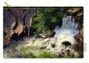 Sinks Waterfall Carry-all Pouch by Karen Wiles