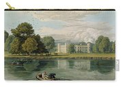 Sion House, Engraved By Robert Havell Carry-all Pouch by William Havell