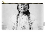 Sioux Chief Sitting Bull Carry-all Pouch