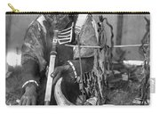 Sioux Medicine Man, C1907 Carry-all Pouch by Granger