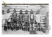 Sioux War Party Carry-all Pouch