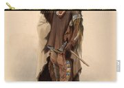 Sioux Warrior Carry-all Pouch