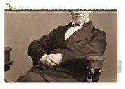 Sir Charles Wheatstone (1802-1875) Carry-all Pouch