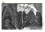 Sir Henry Wotton (1568-1639) Carry-all Pouch