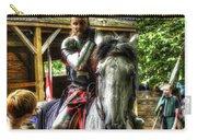 Sir Lancelot Du Lac Carry-all Pouch